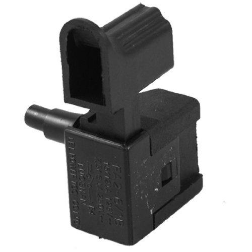 電動工具用DealMux SPST NOロックオンタイプのトリガースイッチ B073WRGXNC