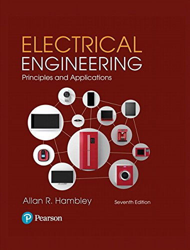 Electrical Engineering: Principles & Applications Plus MasteringEngineering with Pearson eText -- Access Card Package (7th Edition)