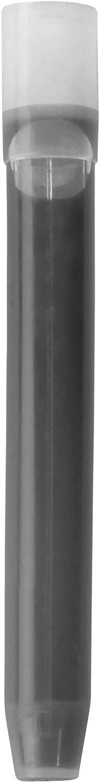 Fountain Pen Ink Cartridges 12-Pack Black New