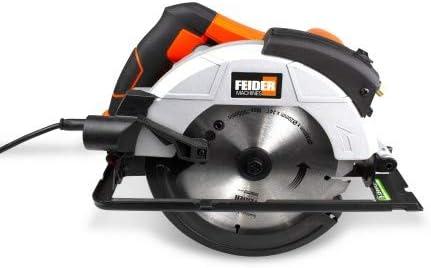 FEIDER Scie circulaire 1400W FSC1485
