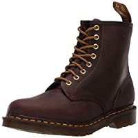 Bota de combate 1460 para hombre Dr. Martens Aztec Crazyhorse Leather 7 UK /8 D US