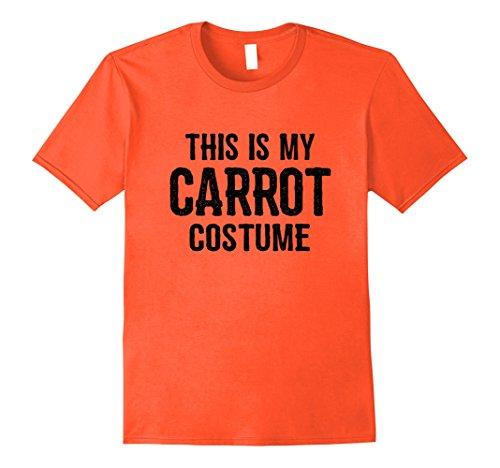Mens Carrot Costume Shirt for Halloween Men Women Kids 3XL (Carrot Costume Women)