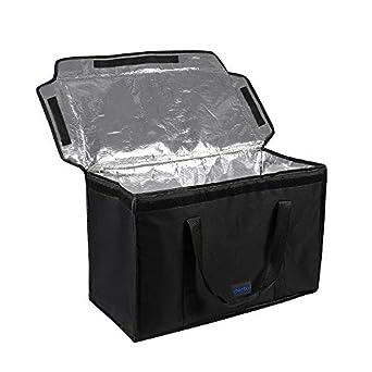 Amazon.com: Cherrboll Bolsa de entrega de alimentos de grado ...