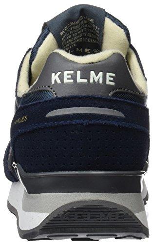Marine bleu Charles Kelme Basses Bleu Mixte Adulte Baskets 0WBp8fq