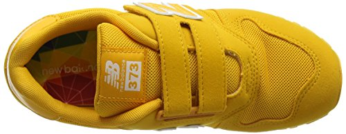 New Balance Kv373v1y, Zapatillas Unisex Niños Amarillo (Yellow)