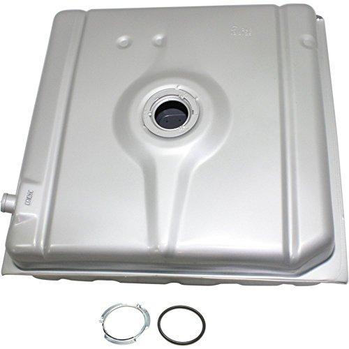 Evan-Fischer EVA132012214105 New Direct Fit Fuel Tank for Chevrolet Chevy Van 87-96 Gas 33 Gallon / 125 Liters 31 In. x 31 In. x 12 1/4 In. W/ Pan