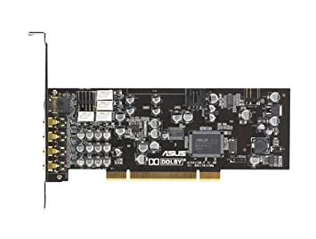 ASUS XONAR D1 AUDIO CARDS DRIVER PC