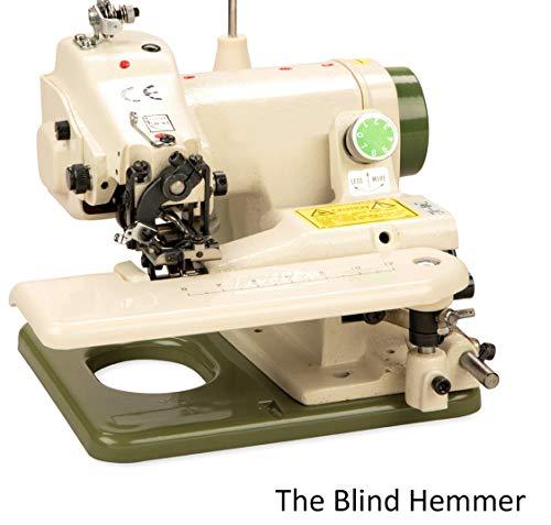 Portable Blind Stitch Hemming Machines Alterations Hem Pants – Dressmaker Sewing Machine Desk Blindstitch Hemmer