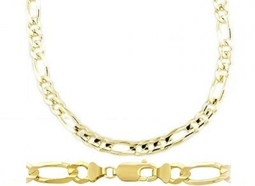 Solid 14k Yellow Gold Chain Fi
