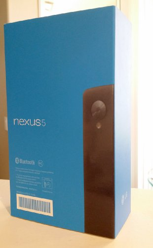 Google Nexus 5 Unlocked GSM Phone, 32Gb (Black)