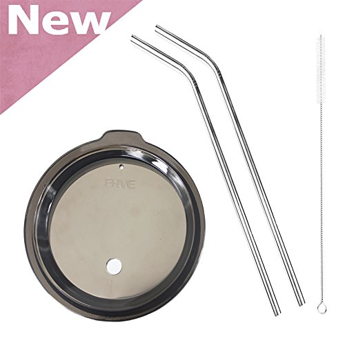 Replacement Tumbler Stainless Straws Included product image