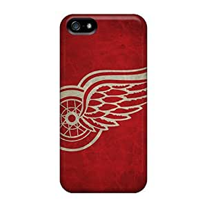 EKT2091wpBc Detroit Red Wings Awesome High Quality Iphone 5/5s Cases Skin