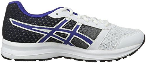 De Asics Sport Patriot white black asics Blue Multicolore 8 Chaussures Homme 44AUtWqr