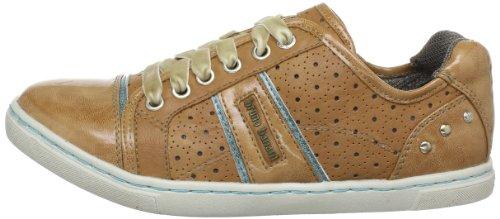 Glam Bruno gold Oro 685 Sneaker Banani Rock 3aac002 cognac grey Donna AA0rS5qw