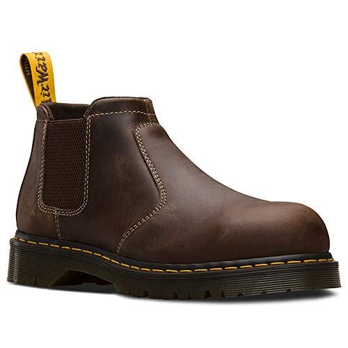 Dr. Martens Work Unisex Furness Steel Toe EH Aztec 9 M UK ()