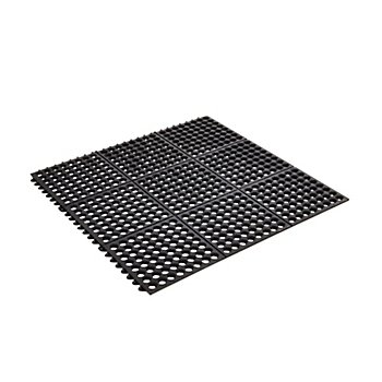 Safety-Step Grease-Resistant Modular Anti-Fatigue Mat