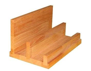 Carta Soporte, para cartas, soporte para cartas de madera ...