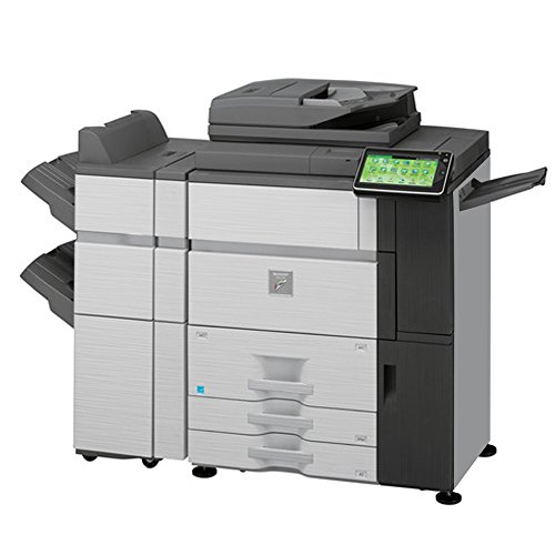 Sharp MX-6240N High-Speed Color Laser Multifunction Copier with FN19 Stapler Finisher 62PPM, A4 A3 - Refurbished