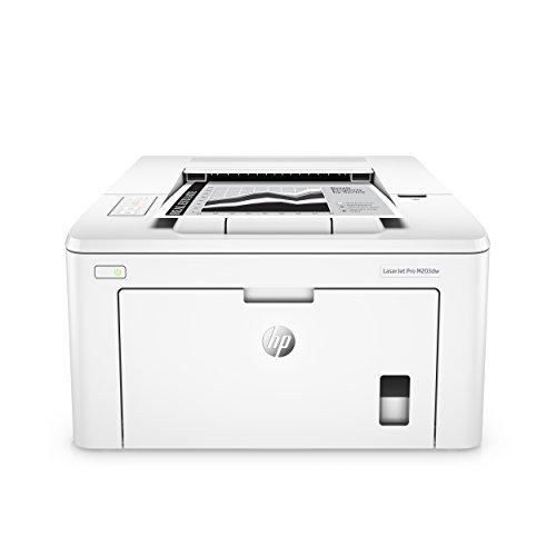 HP LaserJet M203dw 1200 x 1200DPI A4 Wifi Color blanco - Impresora láser (PCL 5c, PCL 6, PDF 1.5, PWG, 1200 x 1200 DPI,...