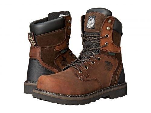 Georgia Boot(ジョージアブーツ) メンズ 男性用 シューズ 靴 ブーツ 安全靴 ワーカーブーツ Brookville 8