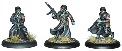 Cthulhu Miniatures - Achtung! Cthulhu Miniatures: Black Sun Troopers