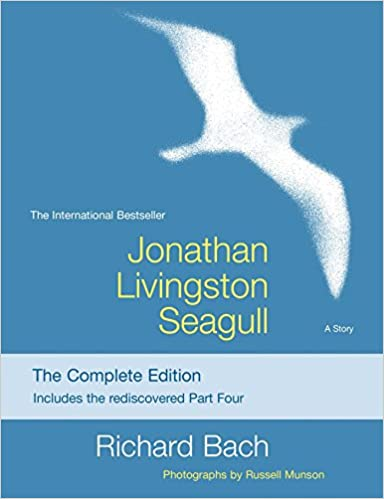 jonathan livingston seagull essay topics