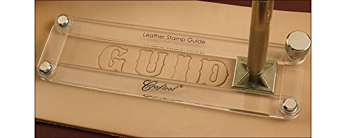 Tandy Leather Leather Stamp Guide ()