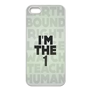 iPhone 4 4s Cell Phone Case White Im The One Kyulo