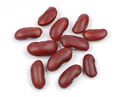 Organic Dark Red Kidney Beans, 10 Pound Box