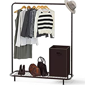 Amazon.com: Simple Houseware - Perchero para ropa con ...