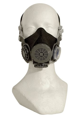 Replacement Half face mask for supplied air respirator Half Mask Supplied Air Respirator