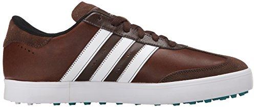 cheap for discount 94c3d 26365 adidas Men s Adicross V Golf Shoe, Brown White EQT Green, 10.5 M