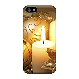Cute High Quality Iphone 5/5s Warmth Of The Holidays Case by ruishername