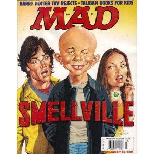 Mad Magazine # 415 March 2002 (Harry Potter Toy Rejects, Taliban Books for (Mad Kids Magazine)