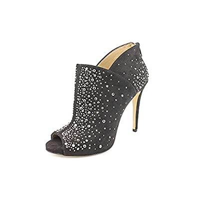 low-cost INC International Concepts Women's Embellished Ankle Booties