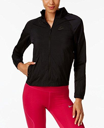 NIKE Women's Tech Hypermesh Jacket (XL)