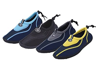 New Men's Athletic Water Shoes ?Chaussure aquatique Aqua Socks Available in 4 Colors starbay
