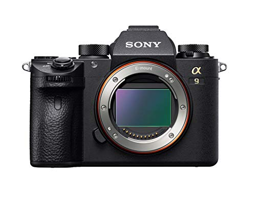 Sony a9 Full Frame Mirrorless Interchangeable-Lens Camera (Body Only) (ILCE9/B) (Best Interchangeable Lens Camera)