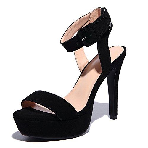 femme pour 1TO9 femme pour Sandales 1TO9 Sandales Noir Noir Ugnqx1n