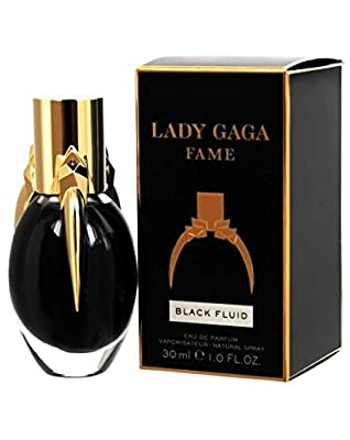 Lady Gaga Fame Eau de Parfum Spray for Women, 1 Oz + FREE Curad Bandages 8 Ct.