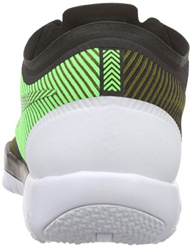 Nike Mens Free Trainer 3.0 V4 Scarpe Da Allenamento Black Voltage Green White 033