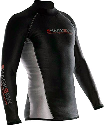 Men's Chillproof Long Sleeve Top - Small by Sharkskin