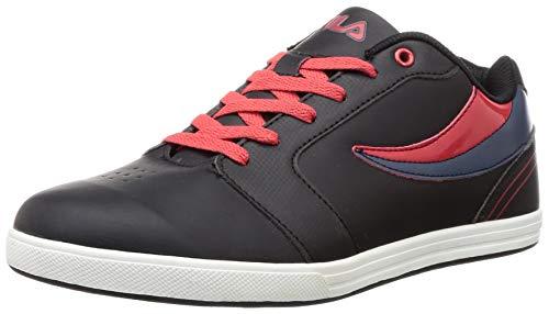 Fila Men's Quincey BLK/RD/NVY Sneakers-10 UK (44 EU) (11 US) (11005046) (B07BJ8R9CW) Amazon Price History, Amazon Price Tracker