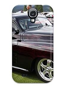Unique Design Galaxy S4 Durable Tpu Case Cover Car