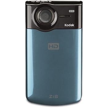 amazon com kodak zi8 pocket video camera aqua discontinued by rh amazon com Kodak Girl Kodak Black