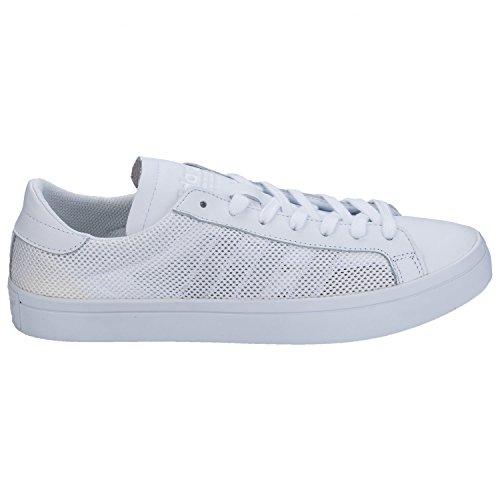 Adidas Originals Menns Domstol Utsikts Trenere Hvit Hvite