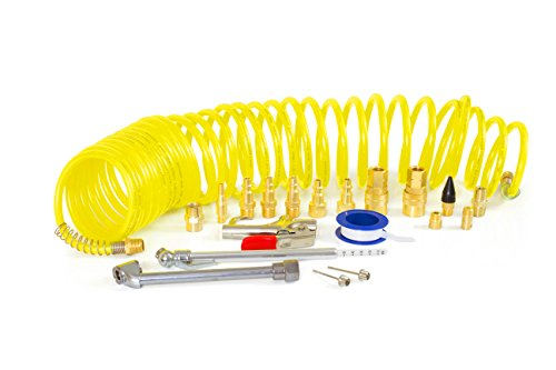 WEN 2290 Air Compressor Accessory Kit, 20-Piece