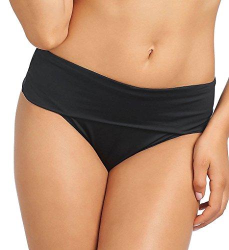 Fantasie Versailles Fold-Over Bikini Bottom, L, - Fold Over Bikini Brief
