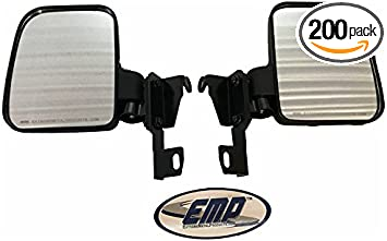 2018 Polaris Ranger XP1000 Folding Side Mirrors P//N 13609