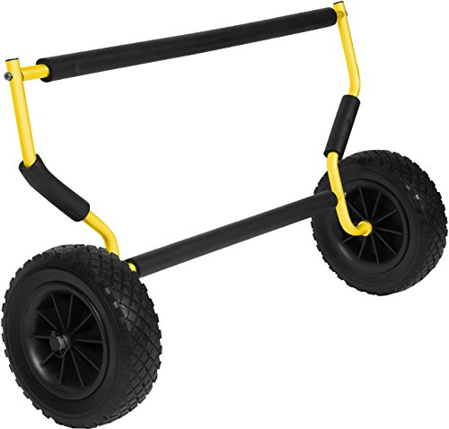 Suspenz SUP Airless Cart, Yellow by Suspenz (Image #2)